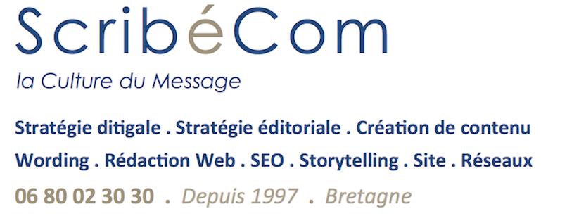 ScribéCom, stratégie digitale