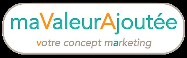 Concept marketing avec MaValeurAjoutée