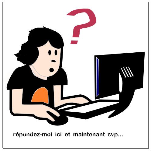 Pourquoi un site Web n'est pas virtuel